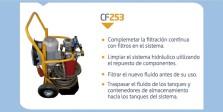 Carro de Filtracion CF253