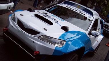 Subaru Forester de Alejandro Sargo